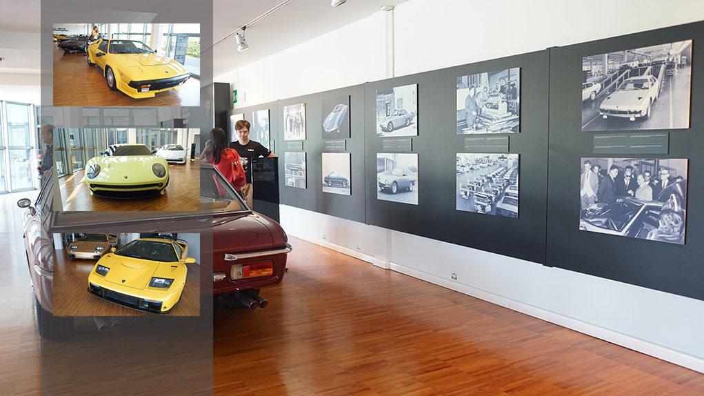 Музей Lamborghini Part 2