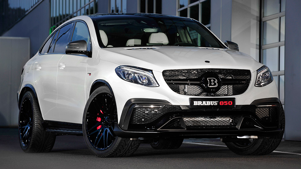 Brabus Mercedes-Benz GLE63  Coupe AMG B850