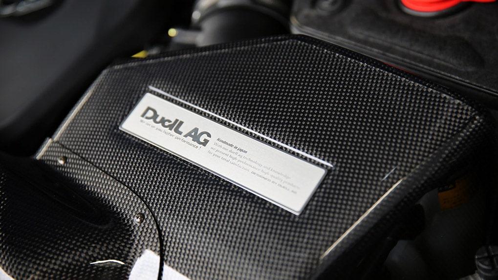 duell ag mini f56 впускная система air intake