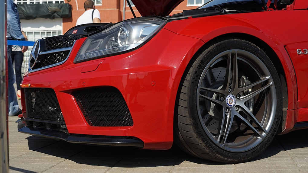 Weistec Mercedes-Benz C63 AMG Coupe