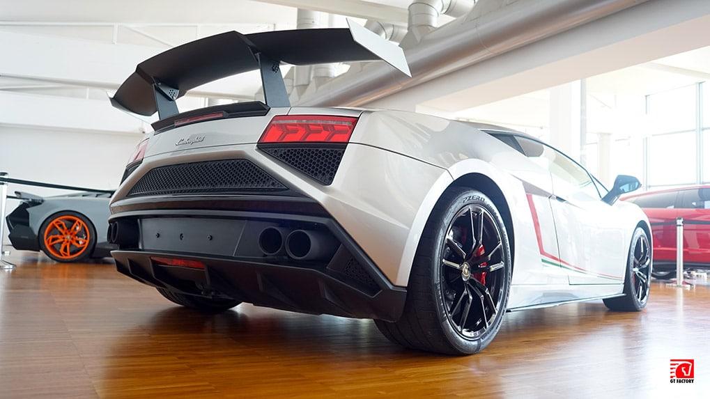 Музей Lamborghini Gallardo LP570-4 SuperTrofeo Stradale