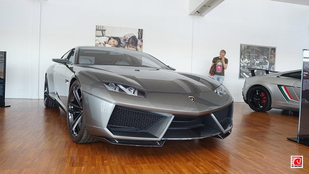 Музей Lamborghini Estoque Concept Car