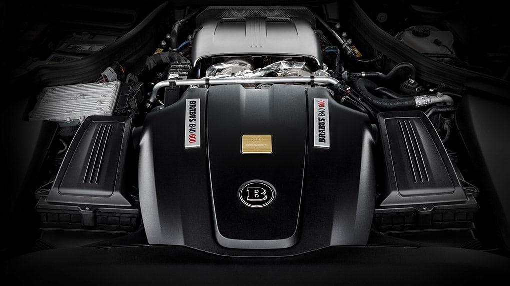Brabus Mercedes-Benz AMG GT-S B600