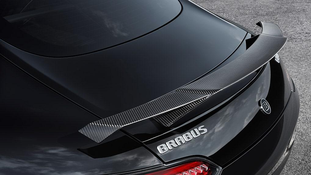 Brabus Mercedes-Benz AMG GT-S rear spoiler