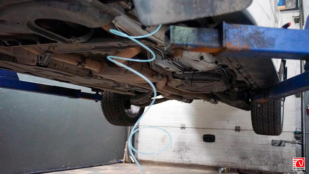 Mercedes-Benz gl63 amg Brabus выхлопная система установка