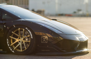 lb works lamborghini gallardo wide body kit