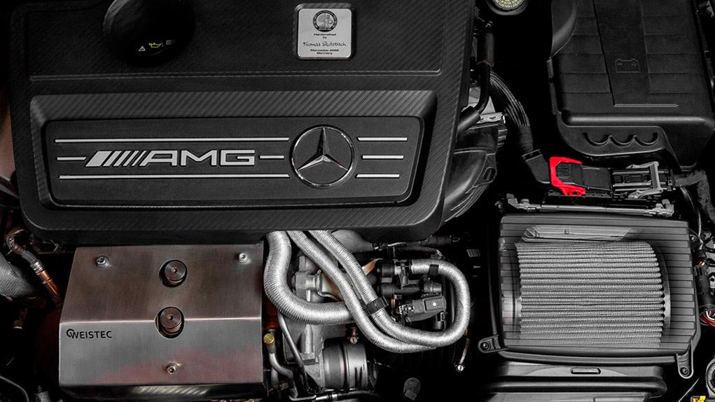 Weistec увеличение мощности M133