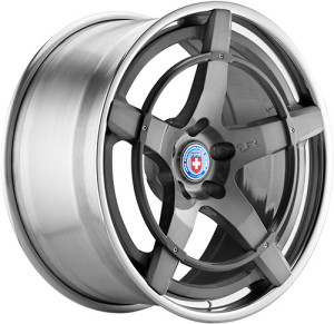 HRE Wheels Recoil with ring