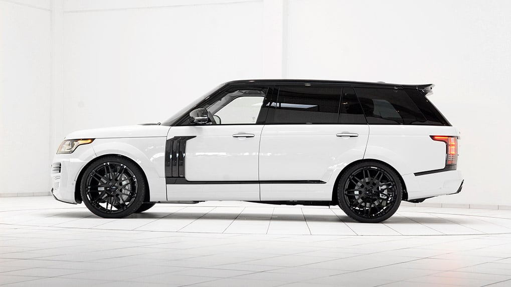 Range Rover Startech Widebody