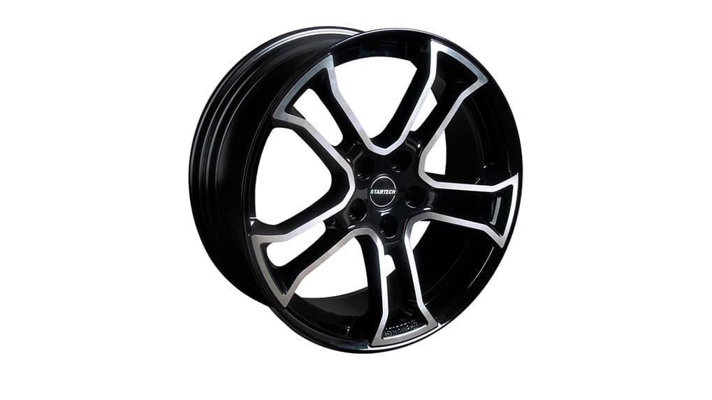диски startech monostar r black