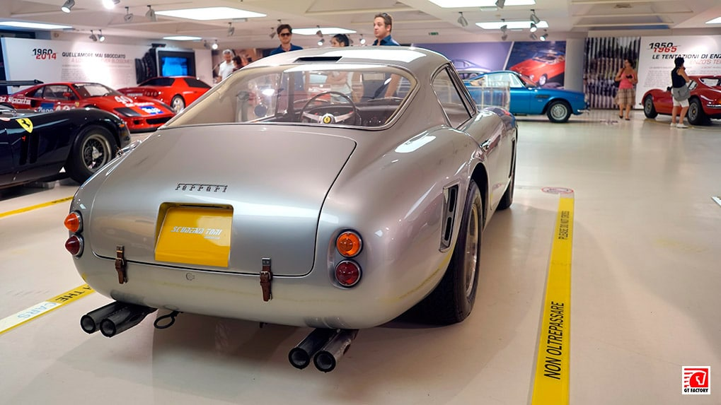 ferrari 250 GT Berlinetta SWB1959