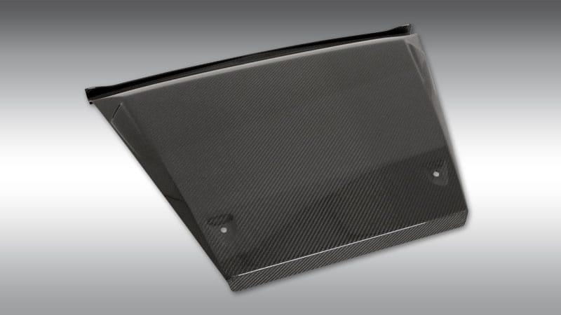 Novitec Lamborghini lp610-4 huracan cover engine compartment