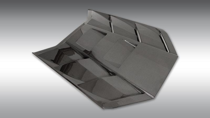 Novitec Lamborghini lp610-4 huracan engine bonnet