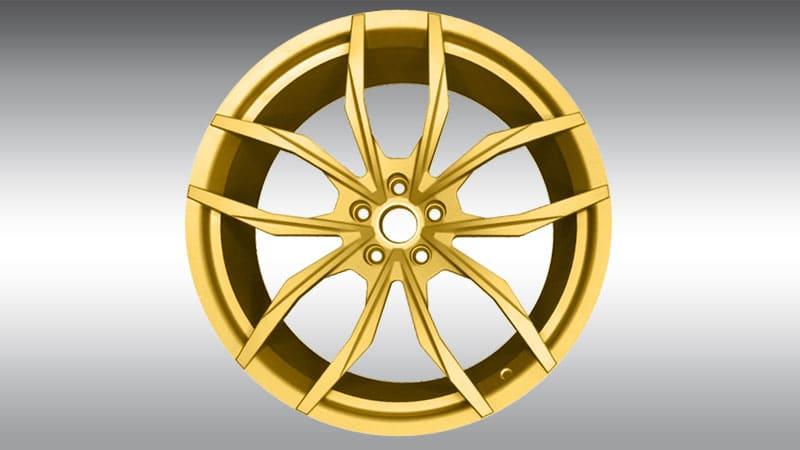 Novitec Lamborghini lp610-4 huracan nl2 forged wheels custom