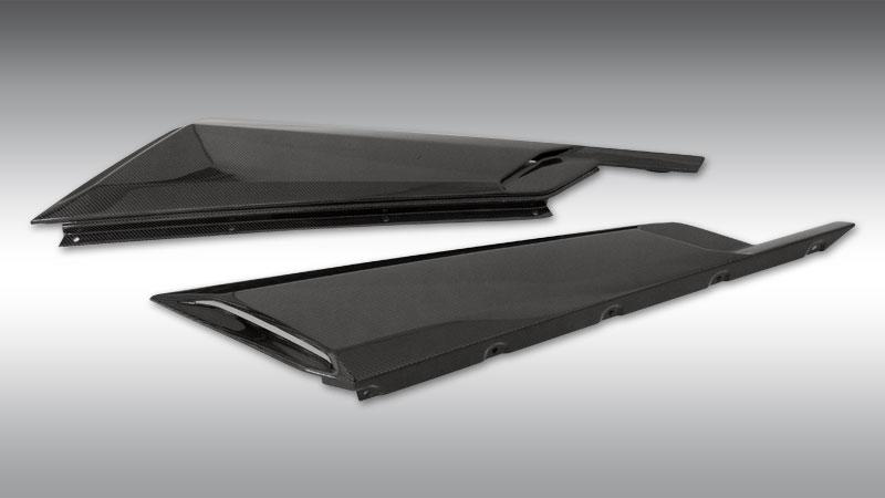 Novitec Lamborghini lp610-4 huracan roof air scoop