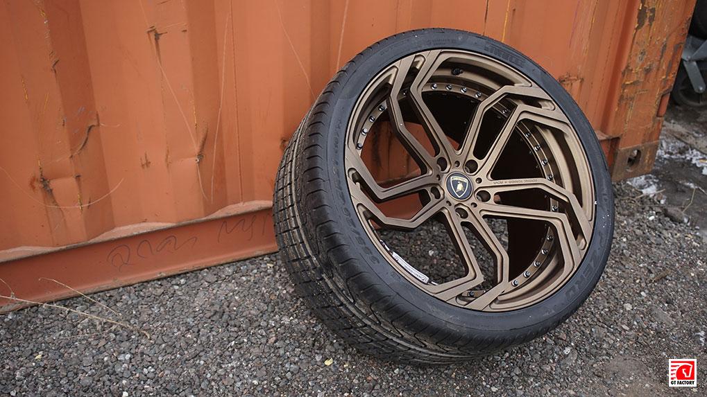 диски ADV1 для Lamborghini заказать