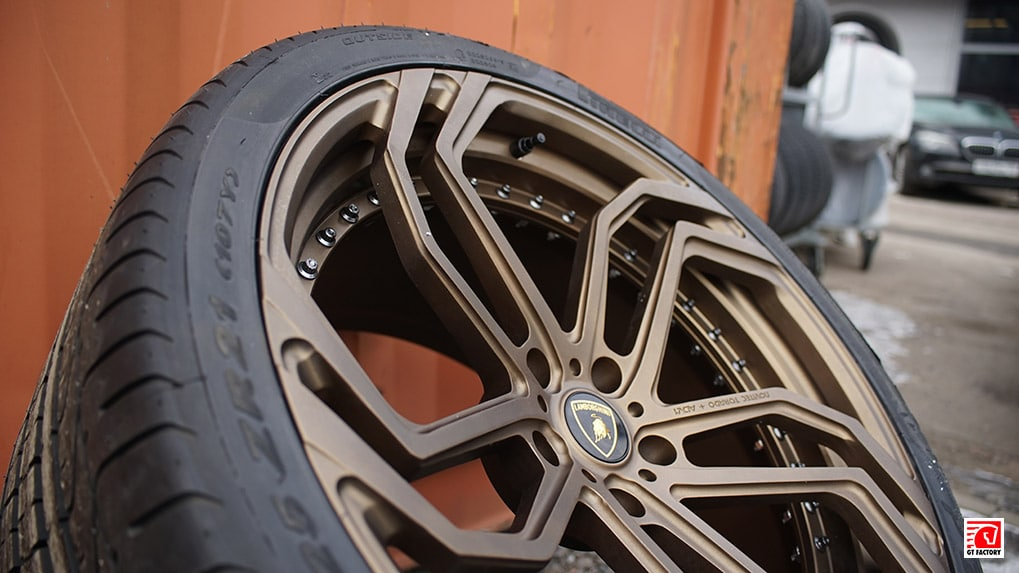 диски Lamborghini