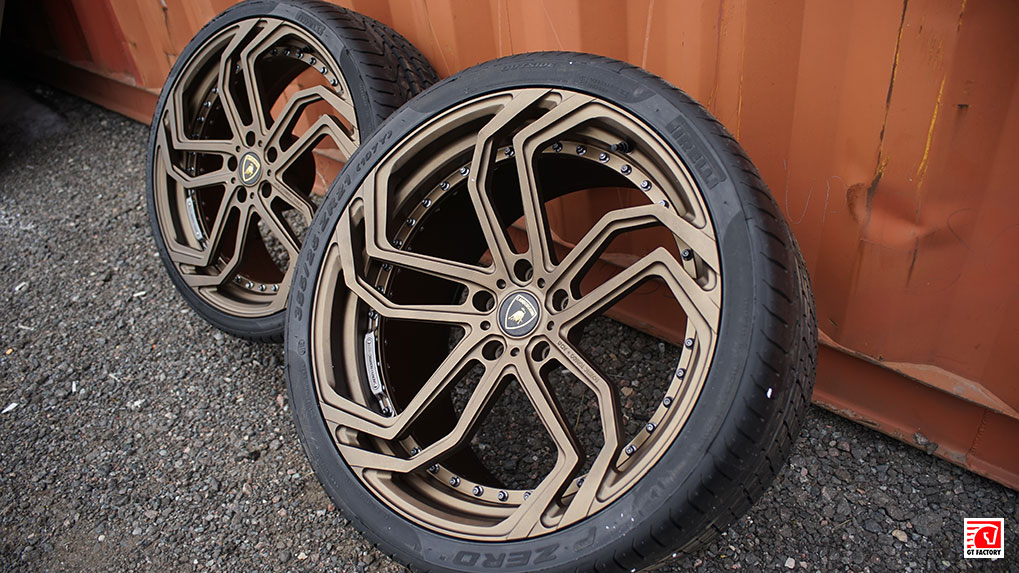 диски Lamborghini Aventador LP700-4