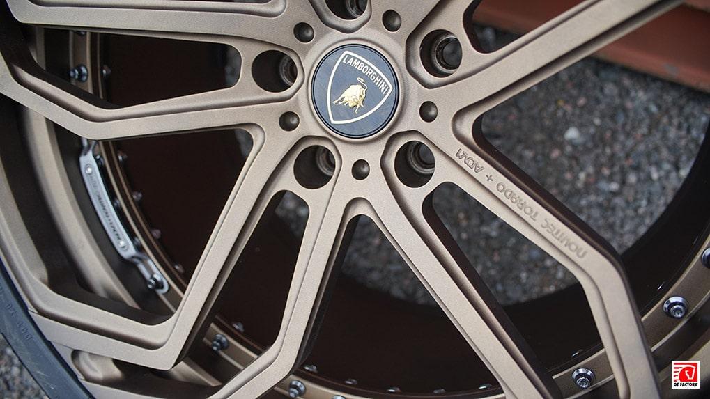 тюнинг Novitec для Lamborghini заказать