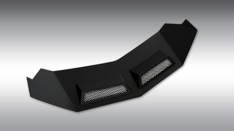 Lamborghini LP750-4 Aventador SV Novitec engine bonnet air vents