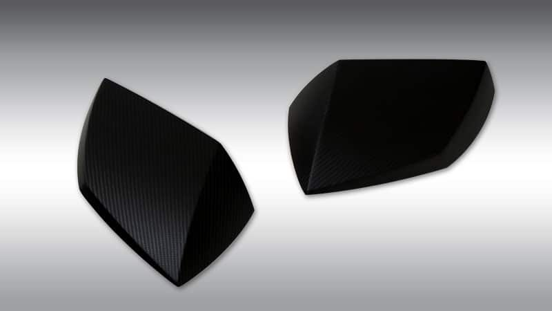 Lamborghini LP750-4 Aventador SV Novitec mirror covers