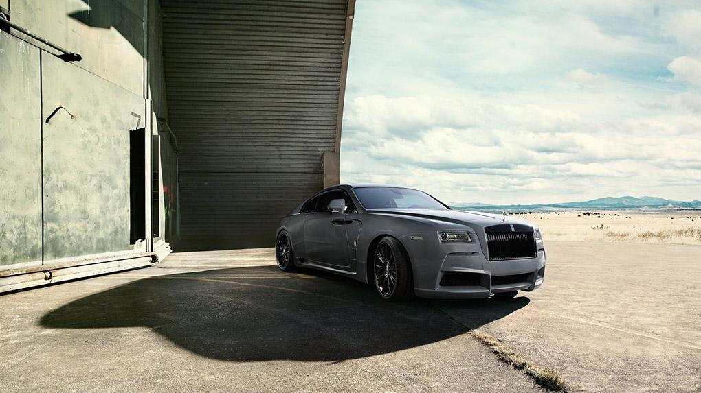 Novitec Rolls-Royce Wraith Overdose