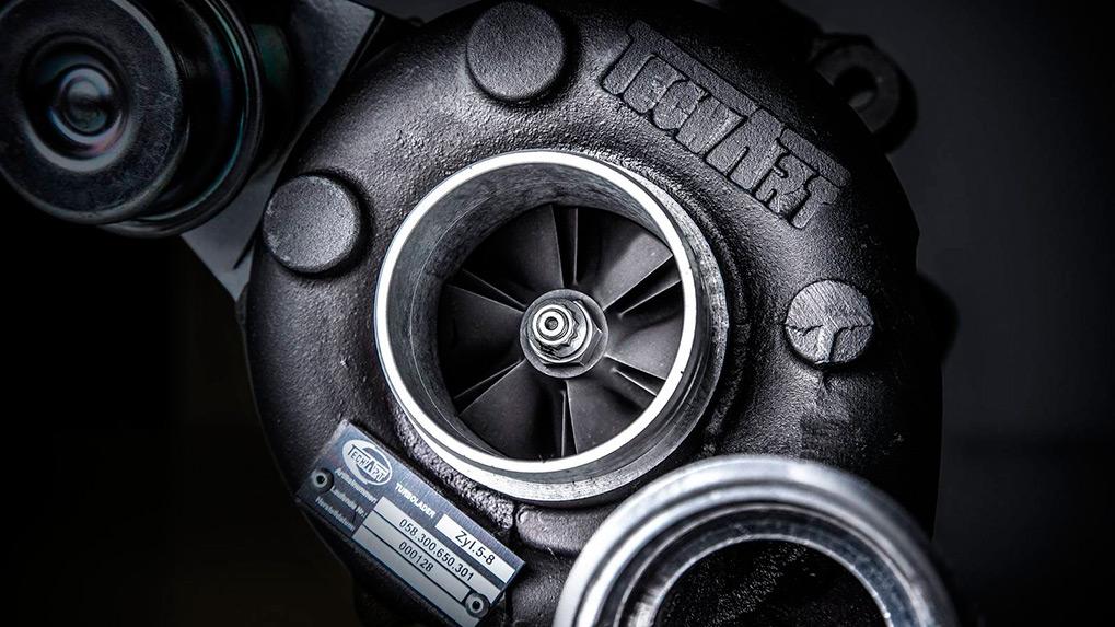Porsche Cayenne 958.2 Techart Magnum увеличение мощности