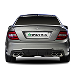 armytrix mercedes-benz c63-amg w204