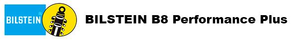 Bilstein B8 performance plus