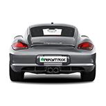 Armytrix Porsche 987 Cayman