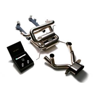 armytrix lamborghini lp640-4 Murcielago titanium full exhaust system