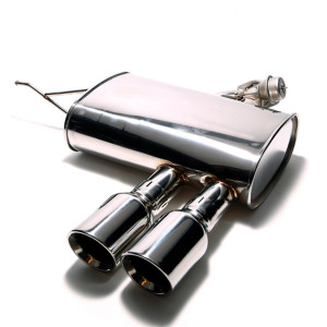 armytrix mini f56 cooper s valvetronic muffler