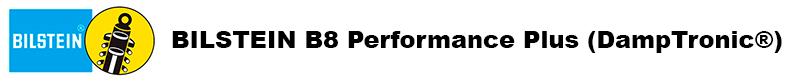 bilstein B8 performance plus damptronic