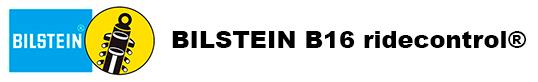 Bilstein B16 ridecontrol
