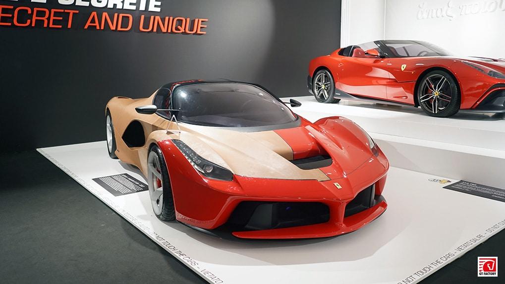 Музей Ferrari LaFerrai