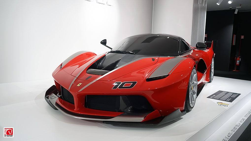Музей Ferrari FXX K 2015