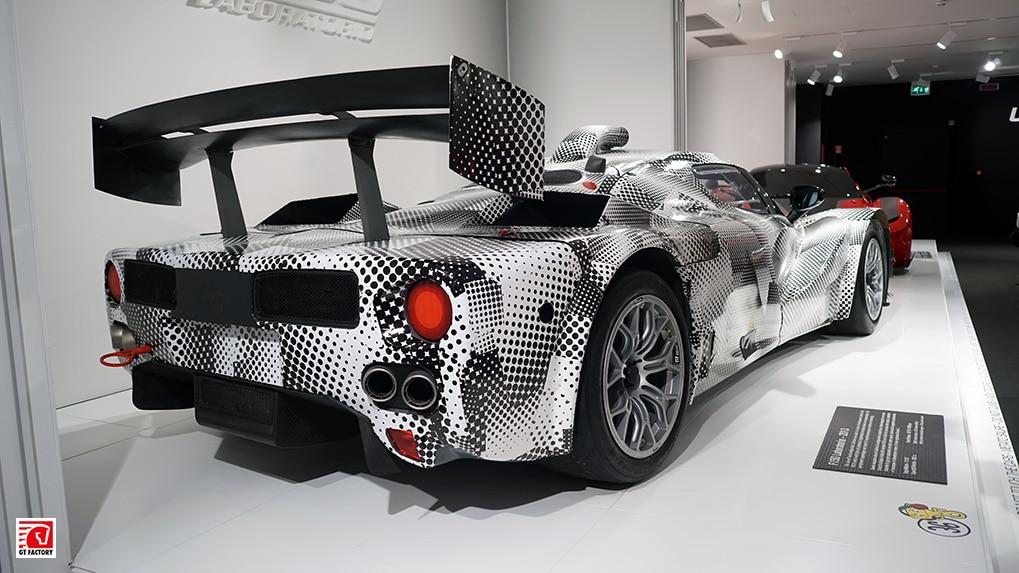 Музей Ferrari F150 Laboratorio 2013