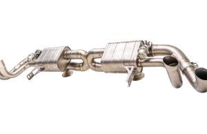 ipe lamborghini huracan lp610-4 titanium