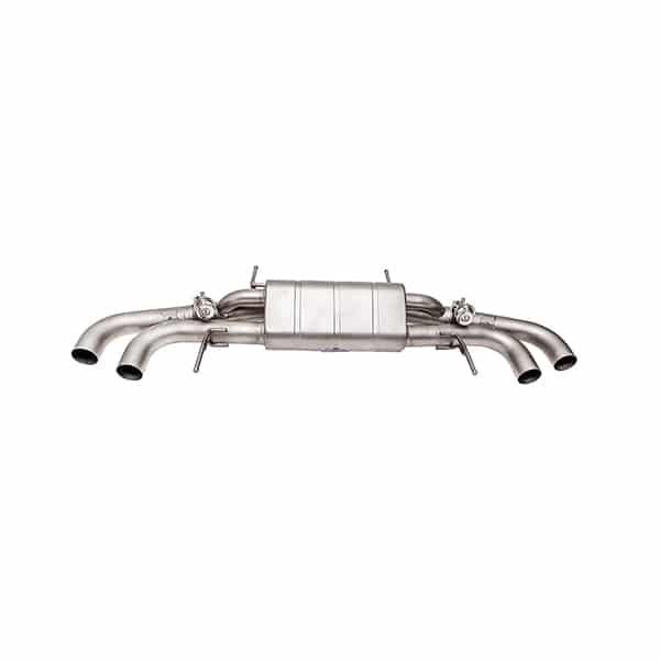 iPE Nissan GT-R R35 титановый глушитель
