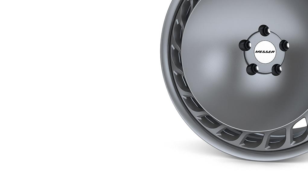 Кованые диски Messer ME03-3 3pc купить