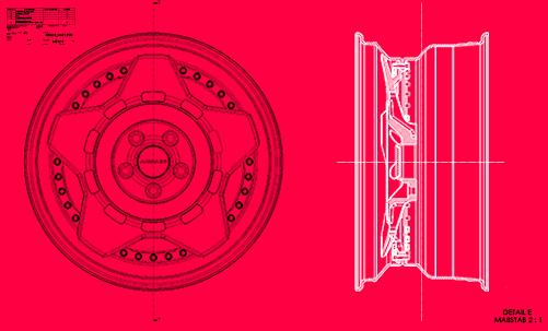 gt factory диски Messer ME09-3