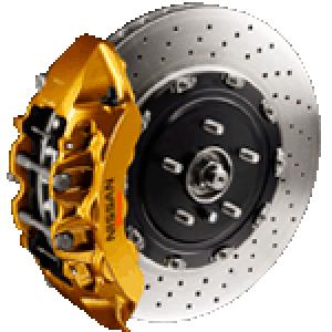 AMS Performance тормозная система