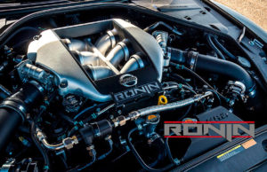 Nissan R35 GT-R Alpha Ronin от AMS Performance