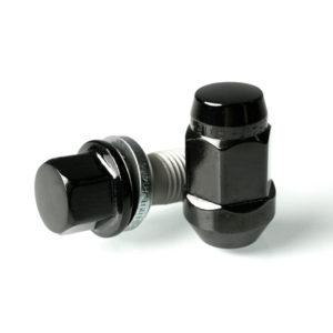 диски HRE RS207M крепеж черный хром
