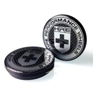 диски HRE RS207M центральные колпачки карбон