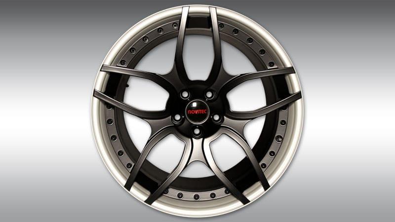 Lamborghini LP610-4 Huracan Spyder Novitec NL1 Wheels custom