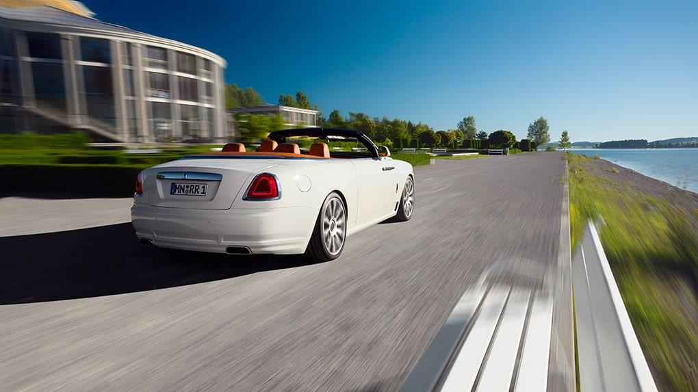 Novitec Rolls-Royce Dawn