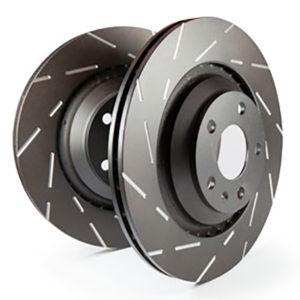 EBC USR тормозные диски
