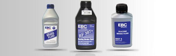 EBC тормозная жидкость