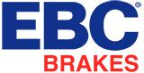EBC тормозные диски и колодки